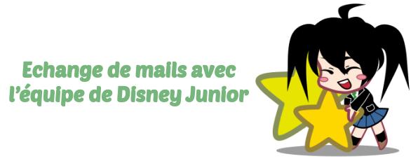 contact Disney Junior