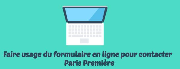 contacter Paris Premiere