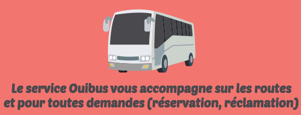 ouibus reservation reclamation