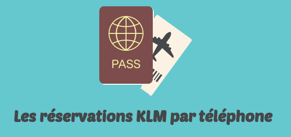 reservation klm telephone