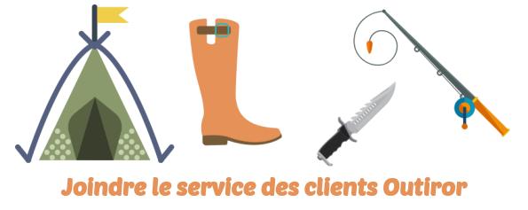 service client Outiror