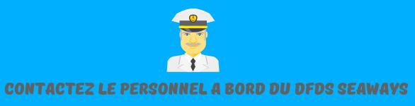 contacter DFDS Seaways