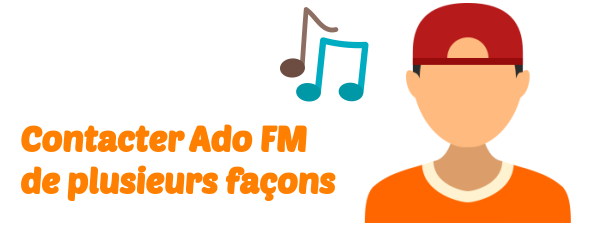 Ado FM mail courrier