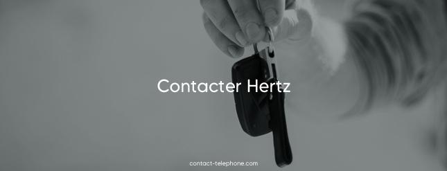 Contacter Hertz