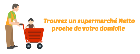 adresse supermarche Netto