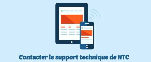support-technique-htc