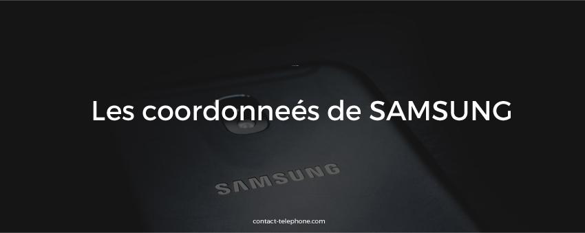 Contact Samsung