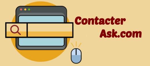 Contacter Ask.com