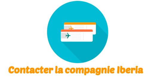 Contacter Iberia