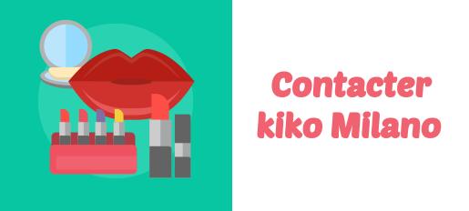 Contacter kiko Milano