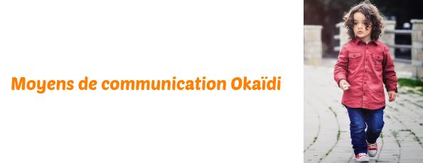 service client okaidi