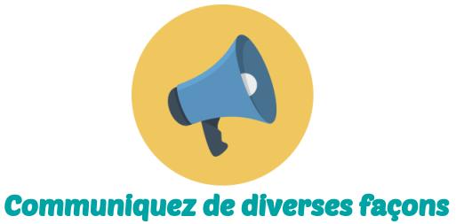 communication La Modeuse