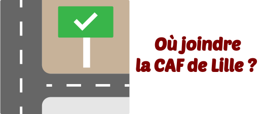 CAF Lille contacts