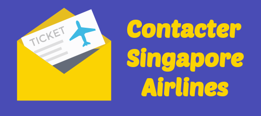 Contacter Singapore Airlines