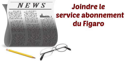 Contacter Le Figaro