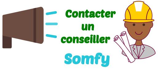 Somfy communication
