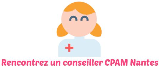 c97c188572d Les Coordonnées de la CPAM de Nantes - Numéro de téléphone