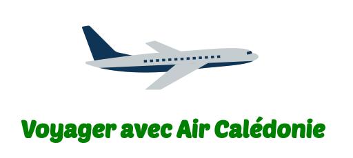 Air Caledonie voyage