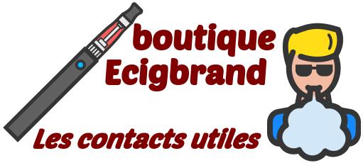 Contacter Ecigbrand