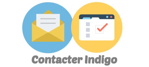Contacter Indigo