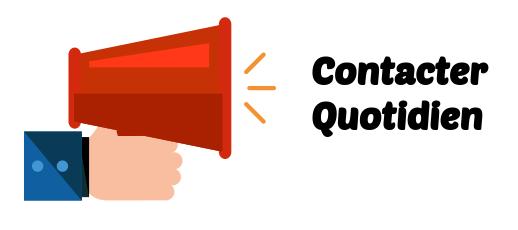 Contacter Quotidien