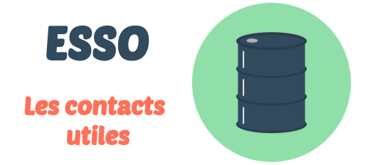 ESSO contacts