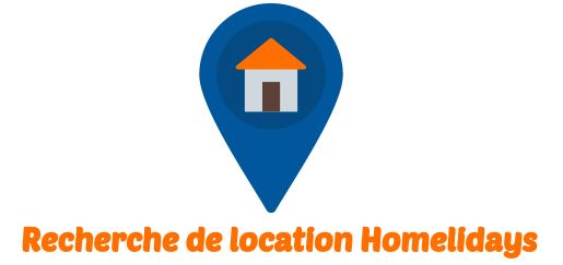 Homelidays location