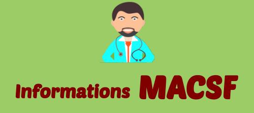 MACSF informations