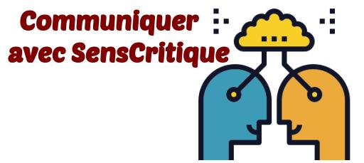 SensCritique contact
