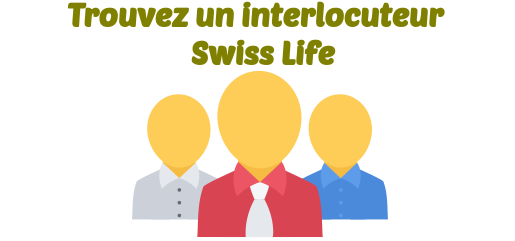 Swiss Life contacts