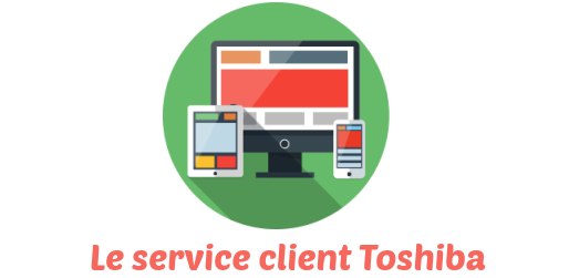 Service client Toshiba