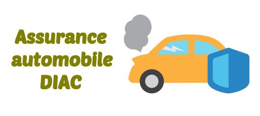 assurance auto DIAC