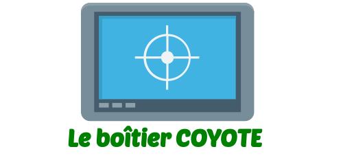 boitier coyote