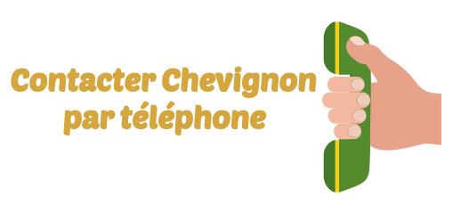 chevignon contact