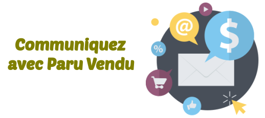 communication Paru Vendu