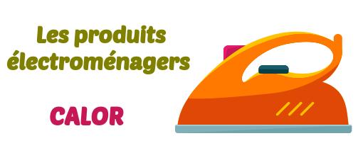 electromenagers Calor