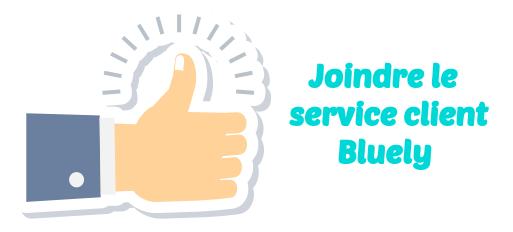 service client Bluely