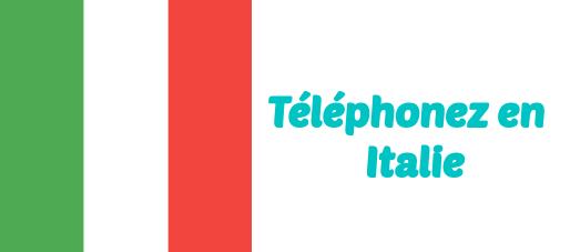 telephoner italie
