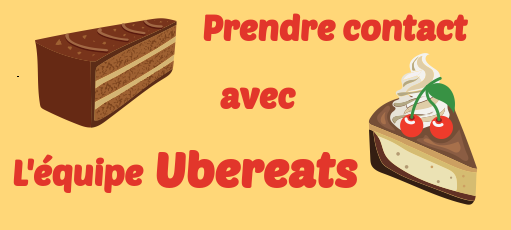 Ubereats contacts