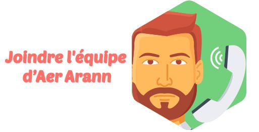 communication Aer Arann