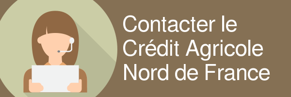contact credit agricole nord france