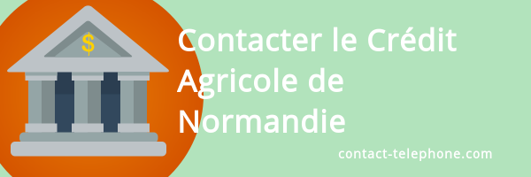contact credit agricole normandie