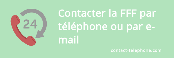 contact fff telephone email