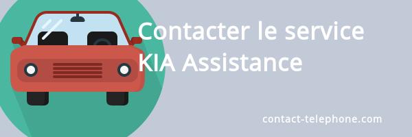 contacter kia assistance