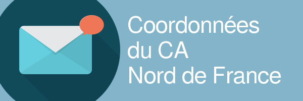 coordonnees ca nord france