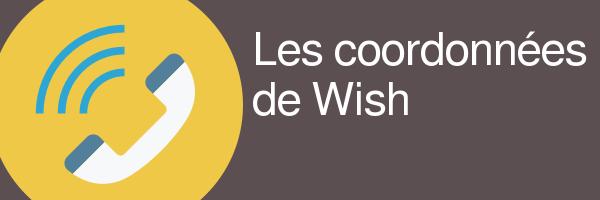 coordonnees wish