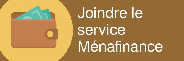 joindre menafinance