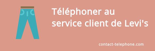 telephone service client levis