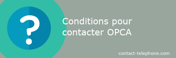 condition contact opca
