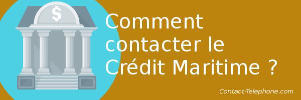 contact credit maritime